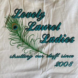 Laurel Ladies University of Tennessee T-Shirt Long